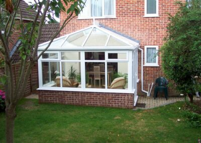 Bespoke conservatories by Seyward Windows Wimborne