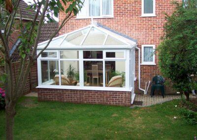 Bespoke conservatories by Seyward Windows Wimborne