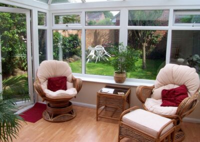 Bespoke conservatories by Seyward Windows Poole