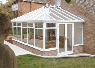 Bespoke conservatories by Seyward Windows Broadstone