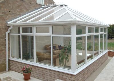 Bespoke conservatories by Seyward Windows Corfe Mullen