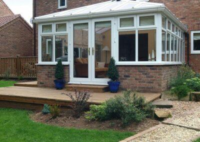 Book a free design visit with Seyward Windows Dorset