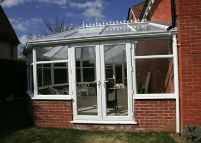 Free Estimate Seyward Conservatories Hampshire