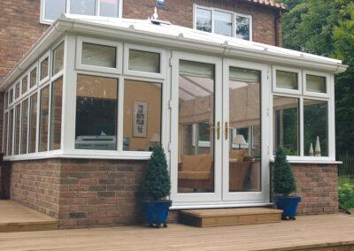 Book a free design visit with Seyward Windows Broadstone