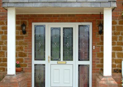 Seyward Front door 004