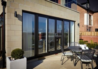 Seyward patio doors Poole