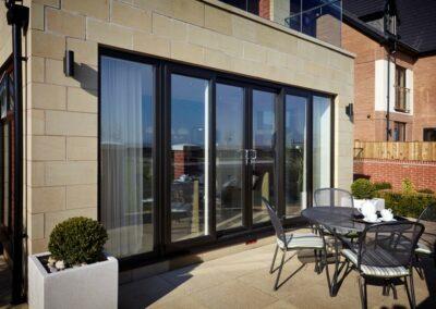Seyward patio doors Poole