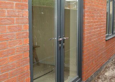 Seyward French doors Wimborne