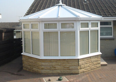 Bespoke conservatories by Seyward Windows Hampshire