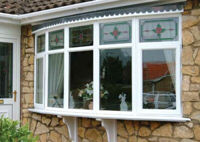 Seyward Window double glazing bay window