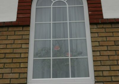 Seyward Window double glazing Arched window