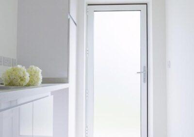 Fully Glazed UPVC door
