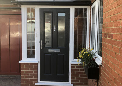 entrance doors Wimborne