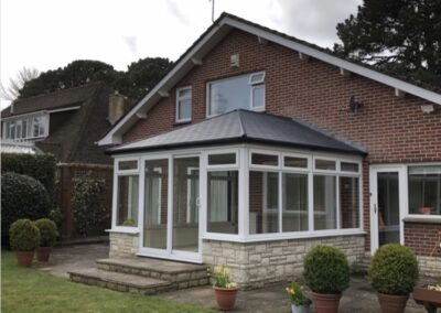 Replacement Ultraroof Conservatory roof Tiled replacement roof Broadstone