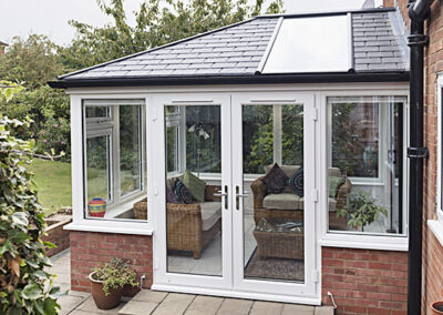 Replacement Ultraroof Conservatory roof in Poole
