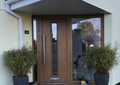 entrance doors Hampshire
