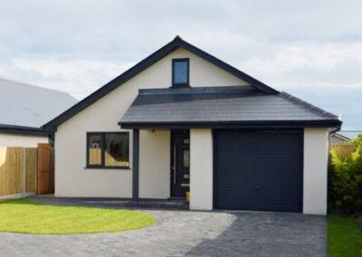 Seyward Windows roofline coloured options