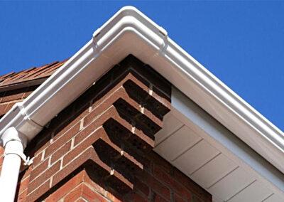 roofline products by Seyward Windows Wiltshire